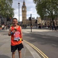 Peter Donnison Completes London Marathon